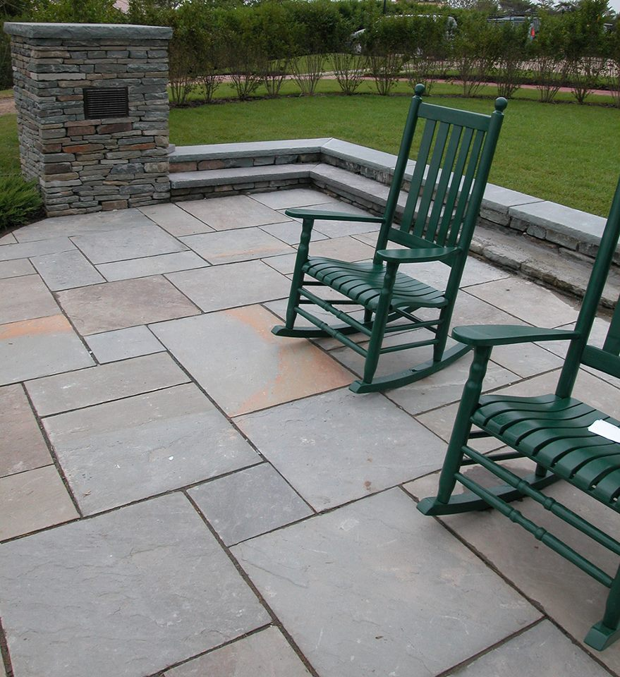 Natural Cleft Bluestone