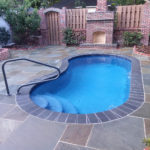 Bluestone Pool Coping Bricks